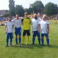 International voetbaltoernooi